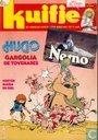 Comic Books - Kuifje (magazine) - buitenaards virus