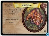 Trading cards - Harry Potter 3) Diagon Alley - Wild Boar