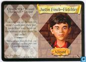Cartes à collectionner - Harry Potter 5) Chamber of Secrets - Justin Finch-Fletchley