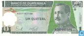 Banknotes - Banco de Guatemala - Guatemala 1 Quetzal