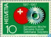 Timbres-poste - Suisse [CHE] - Swiss semaine 50 années