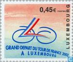 Postage Stamps - Luxembourg - Start Tour de France