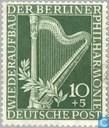Postzegels - Berlijn - Berliner Philharmonie