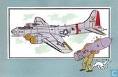 """Strips - Kuifjesbon producten - Chromo's """"Vliegtuigen '39-'45"""" 52"""