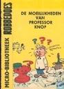 Comic Books - Professor Knop - De moeilijkheden van professor Knop