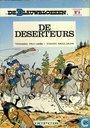 Bandes dessinées - Tuniques Bleues, Les [Lambil] - De deserteurs