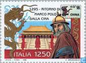 Postage Stamps - Italy [ITA] - International stamp exhibition China