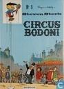 Bandes dessinées - Benoît Brisefer - Circus Bodoni