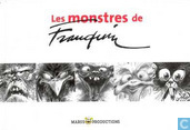 Strips - Monsters [Franquin] - Les monstres de Franquin