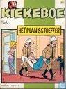 Strips - Kiekeboes, De - Het plan Sstoeffer