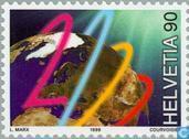 Postzegels - Zwitserland [CHE] - Millennium