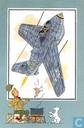 "Comic Books - Kuifjesbon producten - Chromo's ""Vliegtuigen '39-'45"" 54"