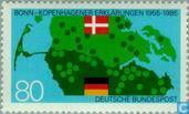 Postage Stamps - Germany, Federal Republic [DEU] - Danish-German treaties 1955-1985