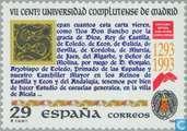 Timbres-poste - Espagne [ESP] - Unibversiteit Alcalá