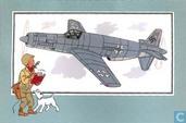 "Comic Books - Kuifjesbon producten - Chromo's ""Vliegtuigen '39-'45"" 55"