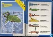 Puzzels - Science Fiction - Thunderbirds - TB1 en 2 boven de bergen