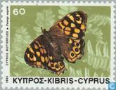 Postage Stamps - Cyprus [CYP] - Butterflies