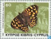 Briefmarken - Zypern [CYP] - Schmetterlinge