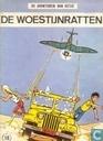 Comic Books - Ketje en Co. - De woestijnratten