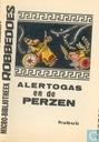 Bandes dessinées - Alertogas - Alertogas en de Perzen