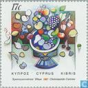 Postage Stamps - Cyprus [CYP] - Christmas, Christmas Customs