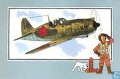 "Comic Books - Kuifjesbon producten - Chromo's ""Vliegtuigen '39-'45"" 56"