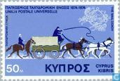 Postage Stamps - Cyprus [CYP] - 100 years of UPU