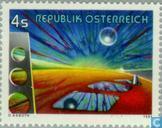 Postzegels - Oostenrijk [AUT] - Moderne Kunst