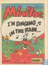 Bandes dessinées - Minitoe  (tijdschrift) - 1985 nummer  6