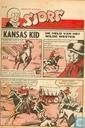 Strips - Sjors van de Rebellenclub (tijdschrift) - 1958 nummer  42