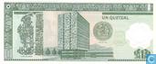 Banknoten  - Banco de Guatemala - Guatemala 1 Quetzal