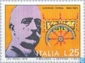 Postzegels - Italië [ITA] - Giovanni Verga