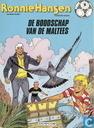 Strips - Ronnie Hansen - De boodschap van de Maltees
