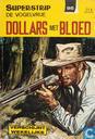 Comic Books - Vogelvrije, De - Dollars met bloed