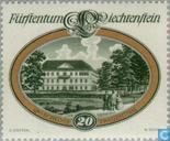 Briefmarken - Liechtenstein - Burgen und Schlösser
