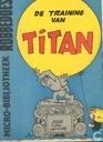 Bandes dessinées - Robbedoes (tijdschrift) - De training van Titan