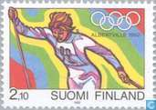 Timbres-poste - Finlande - Olympsche Jeux