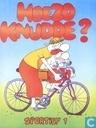 Comics - Knudde - Hoezo Knudde ? , sportief 1