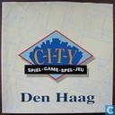 Board games - Den Haag City spel - Den Haag City spel