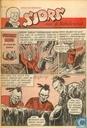 Strips - Sjors van de Rebellenclub (tijdschrift) - 1958 nummer  12