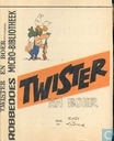 Comics - Robbedoes (Illustrierte) - Twister en boer