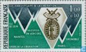 Postage Stamps - France [FRA] - Liberation Anniversary