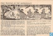 Comic Books - Bumble and Tom Puss - Heer Bommel en het verdwijnpunt