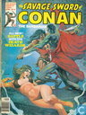 Comic Books - Conan - The Savage Sword of Conan the Barbarian 18