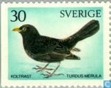 Postzegels - Zweden [SWE] - Swedish Birds