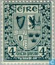 Postzegels - Ierland - Symbolen van Ierland