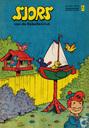 Bandes dessinées - Sjors van de Rebellenclub (tijdschrift) - 1964 nummer  21