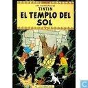 Bandes dessinées - Tintin - El templo del sol