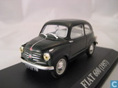 Voitures miniatures - Altaya - Fiat 600