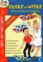 Comic Books - Willy and Wanda - Speel- en puzzelplezier